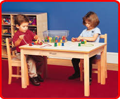preschool table and chairs. Preschool Table Sample For Children\u0027s Parties And Craft Activities Chairs