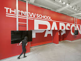 Interior Design Schools Ny New Directions To Campus Parsons School Of Design