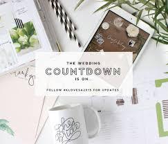 the wedding countdown saffron avenue saffron avenue Wedding Countdown Photos the wedding countdown wedding countdown images