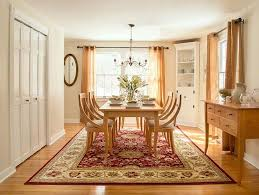 dining room table made in usa. solid wood french country dining table with natural finish - made in usa room usa