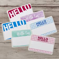 The Best Custom Name Tags For Your Next Event Free