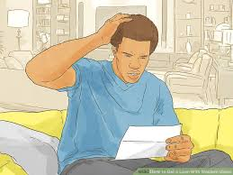 Image result for how to get a loan