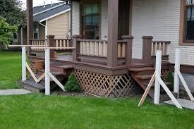 Wood Front Porch Designs Front Porch Railing Designs Icmt Set