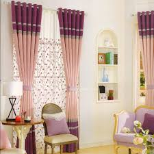 Purple Living Room Curtains Linen Purple Living Room Drapes Contemporary Living Room Ideas