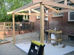 outdoor kitchen roof my outdoor kitchen with a diffe roof structure by woodworking community outdoor kitchen