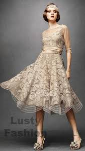 modern vintage wedding dress 1 lustyfashion