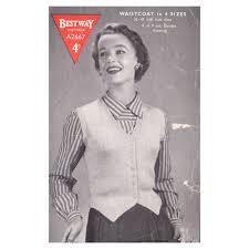 Vintage Knitting Patterns Enchanting Vintage Knitting Patterns For Sale Genuine Vintage Fashion Film Props