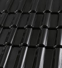 Verfügt das dach deines hauses nicht über eine zwischensparrendämmung, untersparrendämmung oder aufsparrendämmung, gehen bis zu 30 % der heizwärme verloren. Roben Dachziegel Bari Schwarz Glanz Engobe Frankebaustoffe
