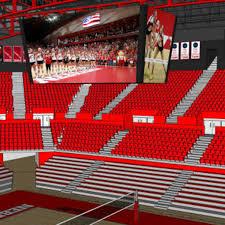 Devaney Center Seating Chart Devaney Center To House New High Def Video Scoreboard
