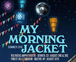 my morning jacket at red rocks