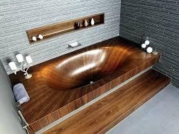 wooden sink bowl view in gallery bathtub basic built basin vanity utility stand wooden sink bathroom basin
