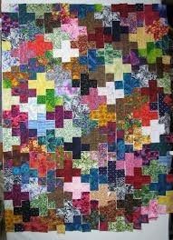 Cross Quilt Pattern Custom Crosses Quilt Tutorial Part 48 Designing Exuberant Color