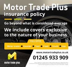 courier motor trade taxi fleet truck van insurance