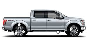Exactly Where The 2015 Ford F-150 Lost Weight, Below The Aluminum Body