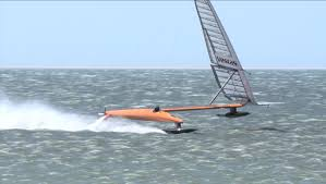 Fastest Sailboat Hull Design The Worlds Fastest Ever Sailor
