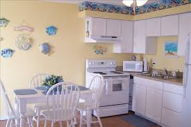 Inspiration of Beachy Kitchen Decor and Kitchen Design Sweet Backsplash  Idea For Beach Themed Kitchen