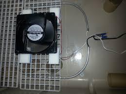 lizard incubator fan wires