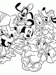 Kleurplaten Disney Topkleurplaatnl