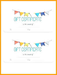 Make Your Own Gift Certificate Free Printable Gift Voucher Template Word Free Download Make Your Own