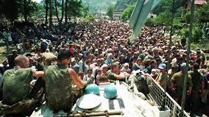 Dutch troops held partly responsible for Srebrenica massacre