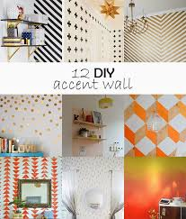 DIY Monday # Accent wall