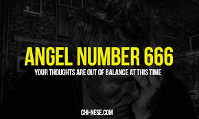 Angel Number Chart Angel Number 666 And Its Spiritual Meaning Devils Number