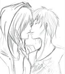 Black Couple Drawing At Getdrawings Com Free For Personal Use