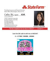 photo of cathy shi state farm insurance agent city of industry ca