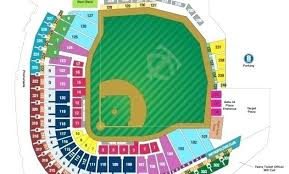 Target Field Baseball Seating Chart Twins Seating Fincasmediterraneo Com Co