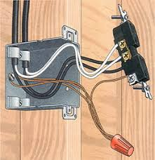home electrical repairs in the real world do it yourself 171 home electrical repair 02 outlet box jpg