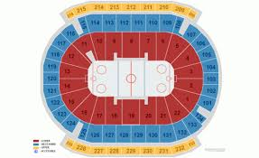 New Jersey Devils Home Schedule 2019 20 Seating Chart