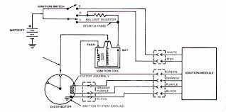 ford coil wiring diagram ford wiring diagrams online