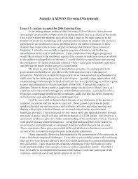 Cv Personal Statement Sample Personal Statement Examples Resume Sample Cv Personal Statement