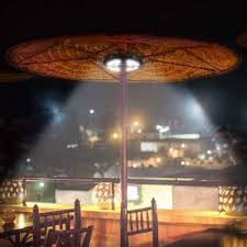 Umbrella Lights Us 12 45 36 Off 400lm Patio Umbrella Lights Rechargeable 28 Leds Cordless Umbrella Pole Light For Camping Tents 2 Level Dimming Switch 19 2 5cm On