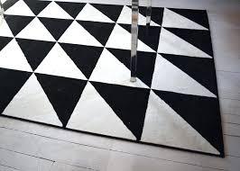 ikea black and white rug area rug ikea black and white striped rug
