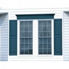 exterior wood shutters home depot diy craftsmanexterior window intended for window shutters