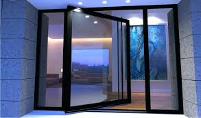 exterior pivot doors modern pivot entry doors contemporary stainless steel entry doors