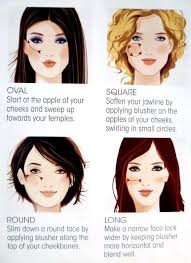make up tips for the shape of your face