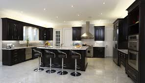 classic mid century white wooden kitchen island dark kitchen cabinets vs white brown wooden varnished dining
