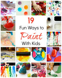 picture to paint for kids. Plain Picture Art For KidsCreative Ways To Paint Inside Picture To For Kids