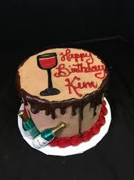 Boro Town Cakes On Twitter A Celebration Birthday Cake Wine