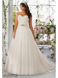 plus size bridal mori lee 3193 soft tulle skirt plus size bridal gown ivory size 26