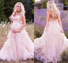 discount 2016 new maternity a line wedding dresses sweetheart
