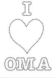 I Love Oma Familie Kleurplaten Oma Knutselen Oma Verjaardag En