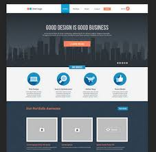 Psd Website Templates Free High Quality Designs 100 Best Free Psd Website Templates Of 2014 Noupe
