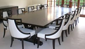 extension dining table seats 12.  seats dark brown wood large dining room table seats 12 white and modern  chairs in extension table t