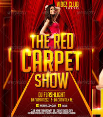 talent show flyer template free red carpet show flyer template by lordfiren on deviantart