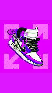 Purple Jordan Wallpapers - Top Free ...