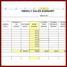 8 Weekly Sales Plan Examples Pdf Word Examples