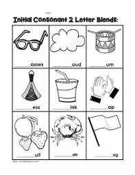 Home > english language arts worksheets > phonics > phoneme blending. Phonics Initial Consonant Blends Worksheets